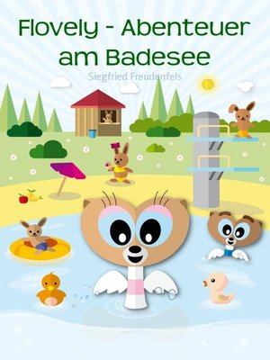 cover image of Flovely--Abenteuer am Badesee
