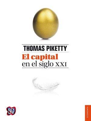 cover image of El capital en el siglo XXI