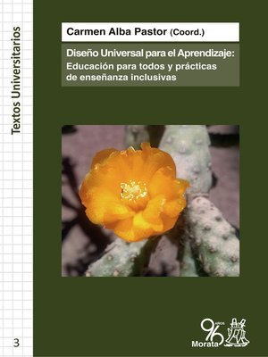 cover image of El Diseño Universal para el Aprendizaje