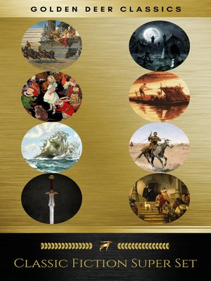 cover image of Classic Fiction Super Set (Golden Deer Classics)