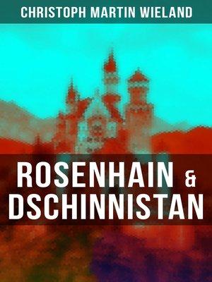 cover image of Rosenhain & Dschinnistan