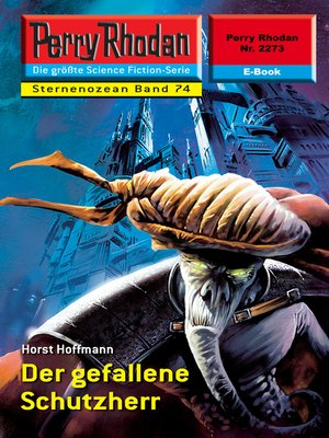 cover image of Perry Rhodan 2273