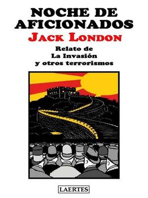 cover image of Noche de aficionados