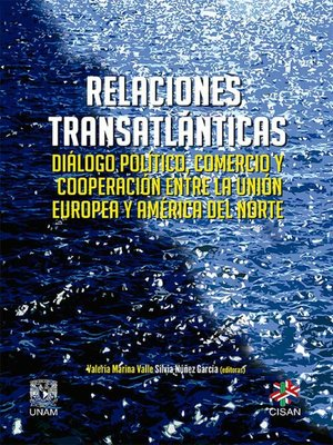 cover image of Relaciones transatlánticas