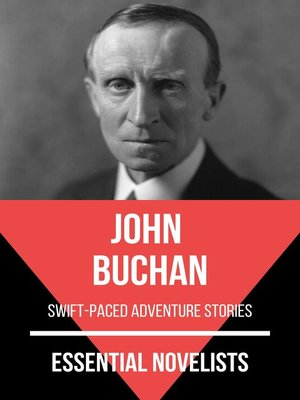 cover image of Essential Novelists--John Buchan
