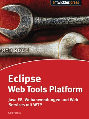 cover image of Eclipse Web Tools Platform