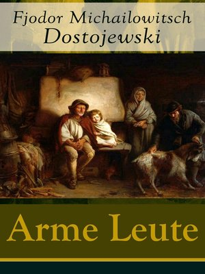 cover image of Arme Leute