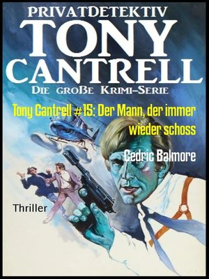 cover image of Tony Cantrell #15