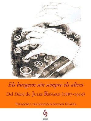 cover image of Els burgesos són sempre els altres