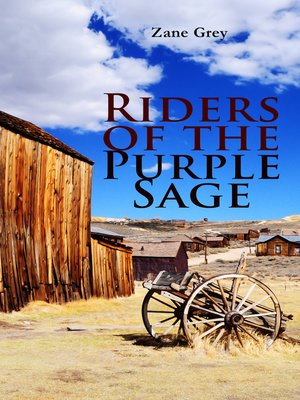 cover image of Riders of the Purple Sage