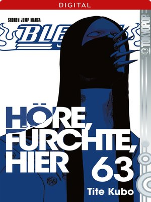 cover image of Bleach 63