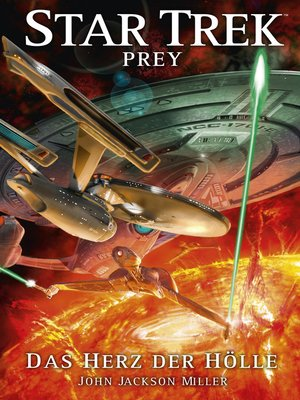 cover image of Star Trek--Prey 1