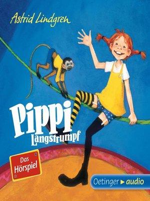 cover image of Pippi Langstrumpf--Das Hörspiel