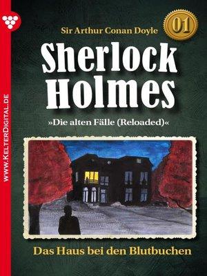 cover image of Sherlock Holmes 1 – Kriminalroman