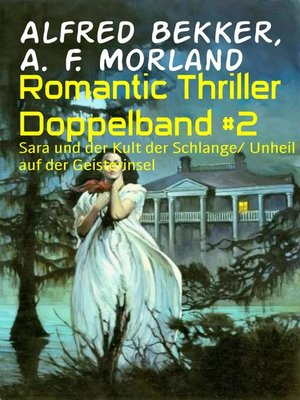 cover image of Romantic Thriller Doppelband #2