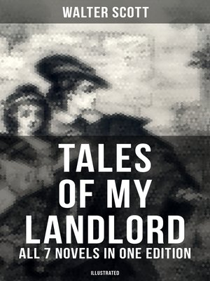 cover image of Tales of My Landlord--All 7 Novels in One Edition (Illustrated)