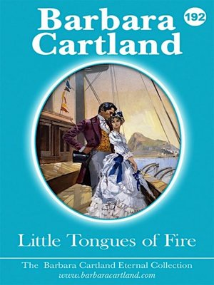 cover image of Little Tongues of Fire