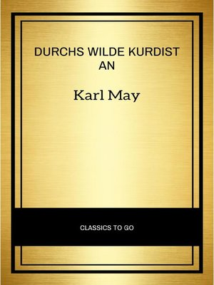 cover image of Durchs wilde Kurdistan