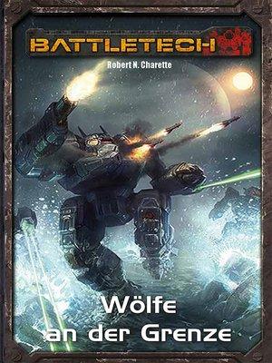cover image of BattleTech Legenden 08