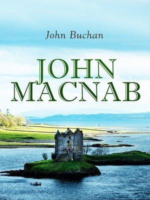 cover image of John Macnab