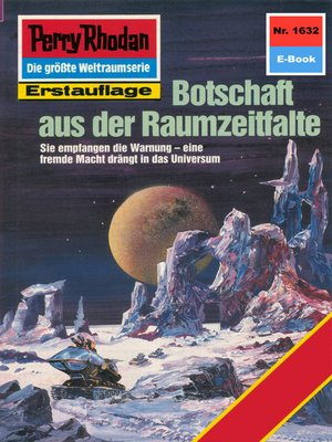 cover image of Perry Rhodan 1632