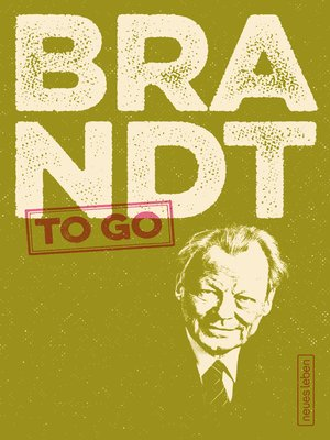 cover image of BRANDT to go