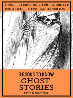 cover image of 3 books to know Ghost Stories
