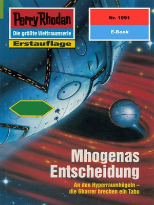 cover image of Perry Rhodan 1991