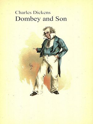 cover image of Dombey and Son