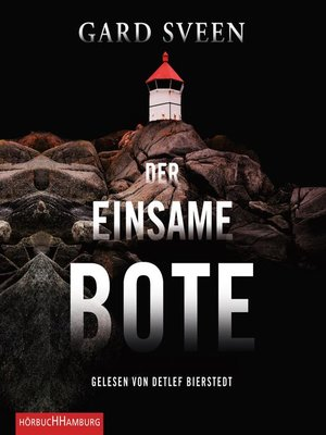 cover image of Der einsame Bote