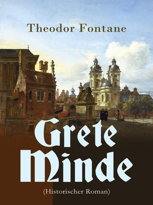 cover image of Grete Minde (Historischer Roman)