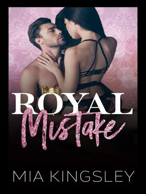 cover image of Royal Mistake