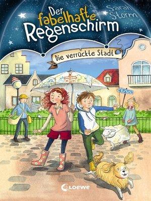 cover image of Der fabelhafte Regenschirm 1--Die verrückte Stadt