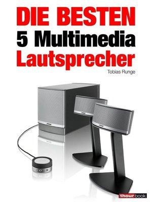 cover image of Die besten 5 Multimedia-Lautsprecher
