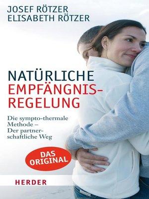 cover image of Natürliche Empfängnisregelung