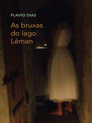 cover image of As bruxas do lago Léman