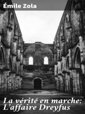 cover image of La vérité en marche