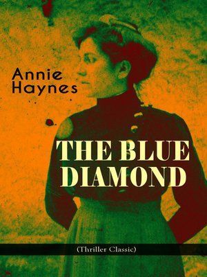 cover image of The Blue Diamond