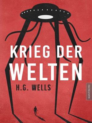 cover image of Krieg der Welten