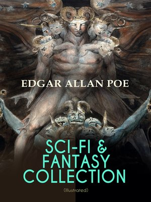 cover image of SCI-FI & FANTASY COLLECTION – Tales of Illusion & Supernatural (Illustrated)