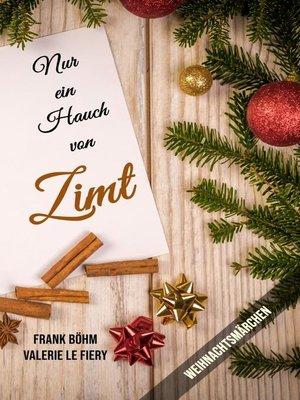cover image of Nur ein Hauch von Zimt