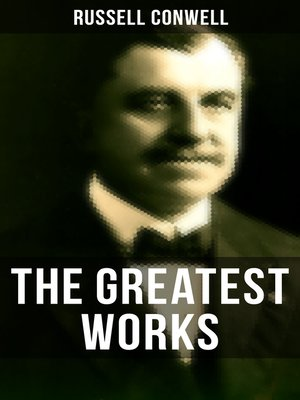 cover image of The Greatest Works of Russell Conwell