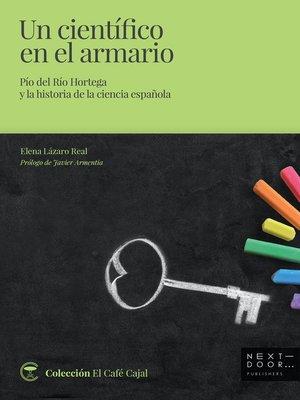 cover image of Un científico en el armario