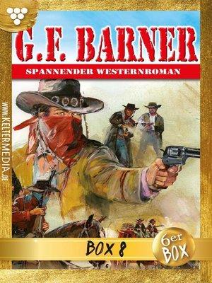 cover image of G.F. Barner Jubiläumsbox 8 – Western
