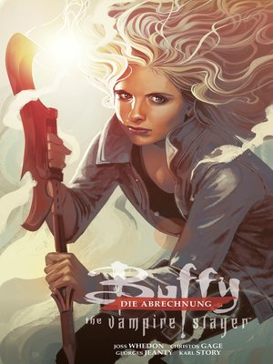 cover image of Buffy the Vampire Slayer (Staffel 12)--Die Abrechnung
