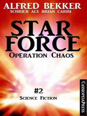cover image of Brian Carisi--Operation Chaos