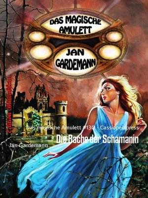 cover image of Die Rache der Schamanin