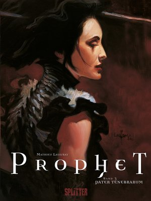 cover image of Prophet. Band 3