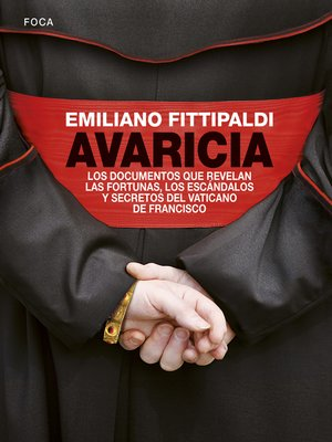 cover image of Avaricia