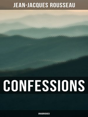 cover image of Confessions (Unabridged)